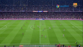 FC Barcelona 5 – Rayo Vallecano 2 (3 minutos)