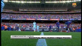 FC Barcelona 6 - Granada 0