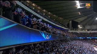 Manchester City 1 - FC Barcelona 2