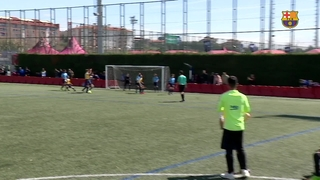 The best goals from the FCBEscola tournament
