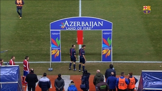 At. Madrid 2 - FC Barcelona 3