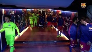 FC Barcelona 6 – Getafe CF 0 (3 minutos)
