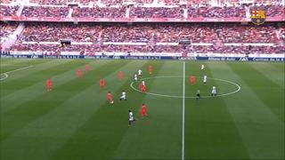 Sevilla 2 - FC Barcelona 2 (5 minutes)