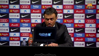 Luis Enrique sees great value in win over Sevilla