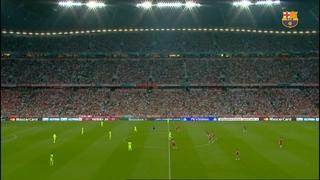 Bayern Munic 3 -  FC Barcelona 2 (3 minutos)