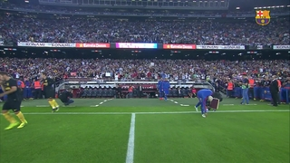 FC Barcelona 1 - Atlético de Madrid 1