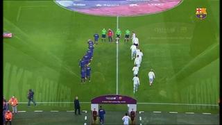 FC Barcelona 1 - Atlético de Madrid 0 (5 minutes)