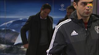 Bayer Leverkussen 1 - FC Barcelona 1