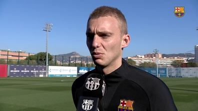 Video thumbnail for Declaracions Jasper Cillessen prèvia Espanyol - Barça  Anada 1 4 Copa del df913a5ddd1