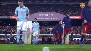 FC Barcelona 6 - Celta de Vigo 1 (3 minuts)