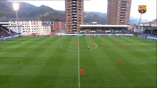 Eibar 0 - FC Barcelona 2 (5 minutes)