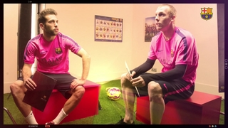 Face to Face: Jordi Alba vs. Mathieu