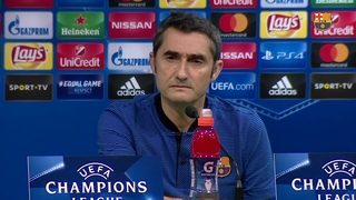 Valverde prepared for a tough away trip
