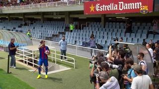 Las habilidades de Andre Gomes