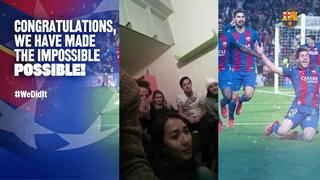 FC Barcelona – PSG: #Wedidit – Let's see how you did it! Part 2