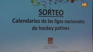 El Barça Lassa començarà l'OK Lliga contra l'Asturhockey