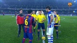 Real Sociedad 1 - FC Barcelona 0