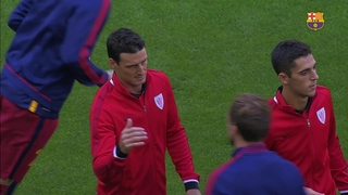 Ath. Bilbao 0 - FC Barcelona 1