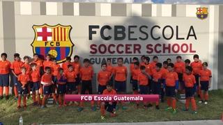 Las FCB Escola felicitan a San José