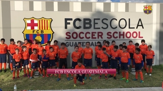Costa Rica, home of the second FCBEscola in Central America