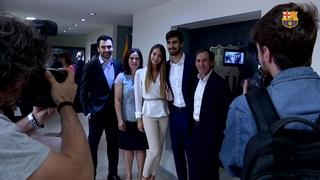 Andre Gomes presentation