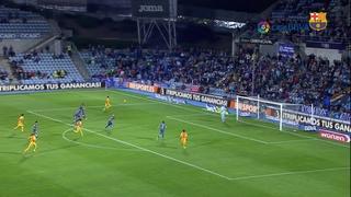 Getafe CF 0 - FC Barcelona 2 (1 minuto)