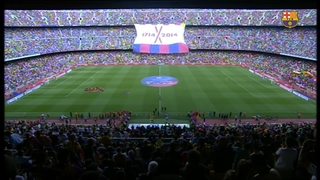 FC Barcelona 2 - Athletic Club 0