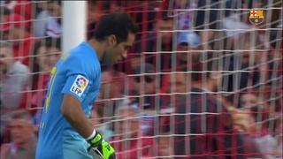 Almeria 1 - FC Barcelona 2 (5 minuts)