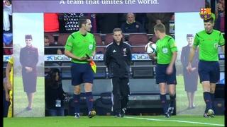 FC Barcelona 3 - Villarreal 1