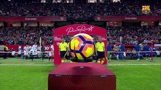 Sevilla 1 - FC Barcelona 2