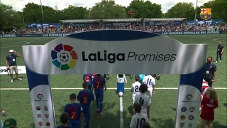 Champions of the III Torneo Internacional LaLiga Promises