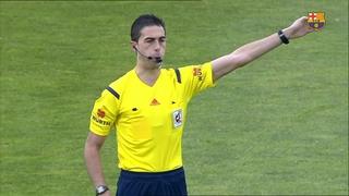 Getafe 0 - FC Barcelona 0 (5 minutes)