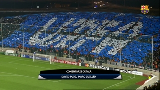 APOEL 0 - FC Barcelona 4