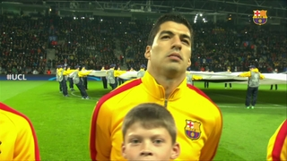 Bate Boríssov 0 - FC Barcelona 2