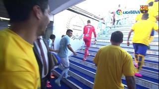 Celta de Vigo 4 - 1 FC Barcelona (5 minutes)
