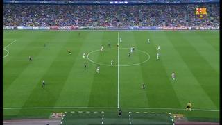 FC Barcelona 3 - Ajax 1 (3 minutes)