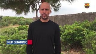 Especial testimonis exjugador primer equip, Andrés Iniesta 2018/2019 Versió Català