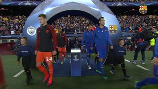 FC Barcelona - Manchester City (3 minutos)
