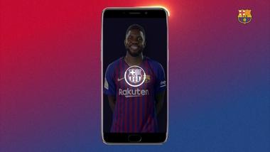 e8147c784fd Video thumbnail for Promoció nova app FC Barcelona 2018 2019 Versió 45    Anglès
