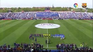 Leganés 5 - FC Barcelona 1