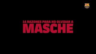 14 razones para no olvidar a Javier Mascherano