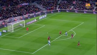 FC Barcelona 4 – RCD Espanyol 1 (1 minut)