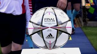 Atlètic de Madrid 2 - FC Barcelona 0