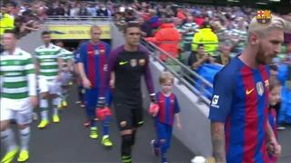 FC Barcelona 3 - Celtic 1 (1 minut)