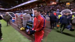 Deportivo 0 - FC Barcelona 4 (5 minuts)