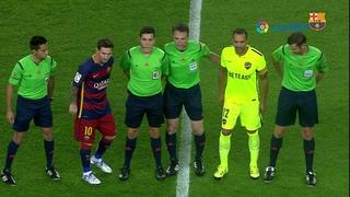FC Barcelona 4 – Levante 1 (5 minutos)