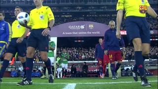 FC Barcelona 6 – Villanovense 1 (3 minuts)