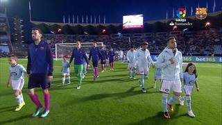 Celta de Vigo 4 - FC Barcelona 3 (3 minuts)
