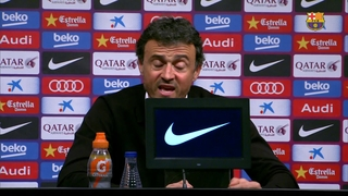 Luis Enrique: We found the answers when we needed them