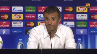 Luis Enrique tells why titles are so tough to win